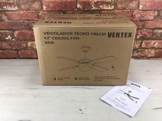 Ventilador de techo Vertex IMP50434