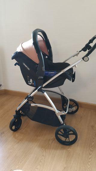 Trio carrito bebé Becool de Jane