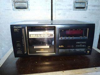 Cargador de cds Hifi Pioneer pd-f706