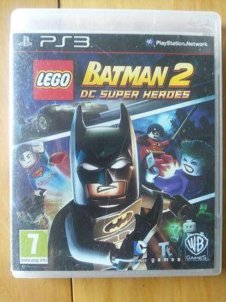 Juegos PS3 (LEGO Batman 2 DC Super Heroes)