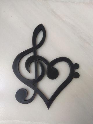 Corazón musical