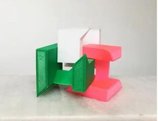 Puzzle cubo / rompecabezas