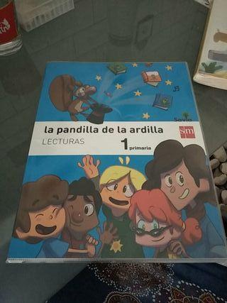 LA PANDILLA DE LA ARDILLA