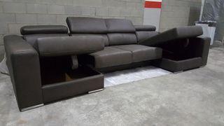 sofa desde 850€ doble chaiselong super oferta