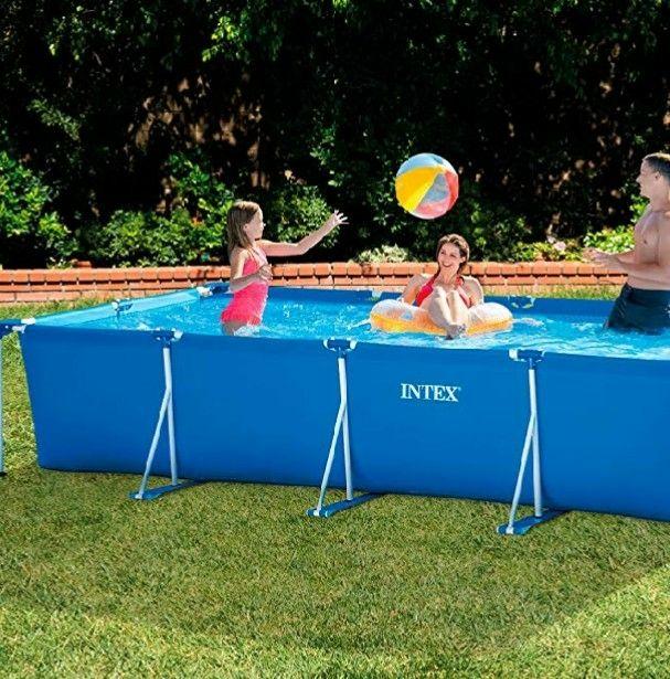Intex piscina desmontable tubular varias medidas de - Piscinas intex espana ...
