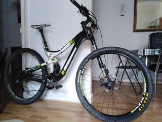 "Cannondale Trigger 29"" mtb"