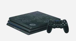 PS4 Pro KHIII edition con 3 juegos