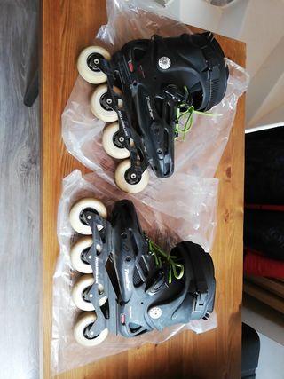 patines Rollerblade twister talla 43
