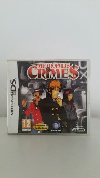 metrópolis crimes