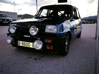 Renault 5TS Rally