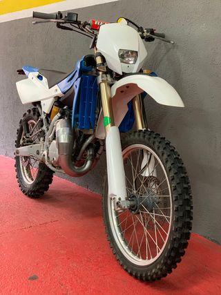 Husqvarna 125cc 2t