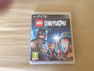 Juego ps3 lego dimensions impecable