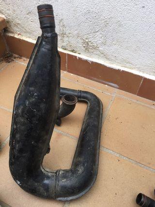 Tubo de escape Montesa cota 307