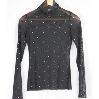 Camiseta transparente H&M