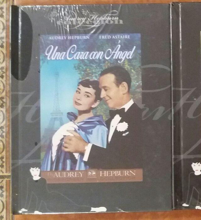 DVds a estrenar de Audrey Hepburn Colección de Lux
