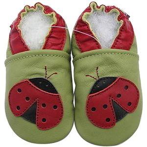 dfbf506c Zapatos suela blanda 18-24 meses mariquita de segunda mano por 8 ...