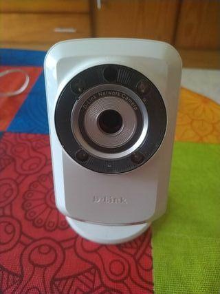 Vendo cámara D-Link visión nocturna