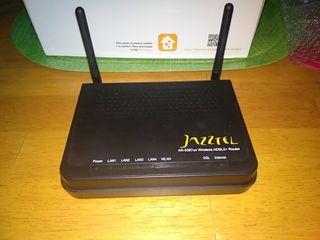 router ADSL Jazztel.