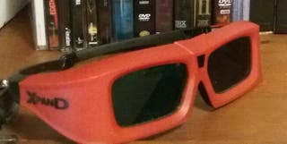 Gafas Cine o TV 3D