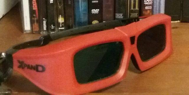 Gafas Cine o TV 3D