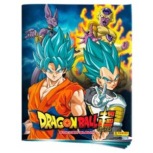 Cromos Dragon Ball Super
