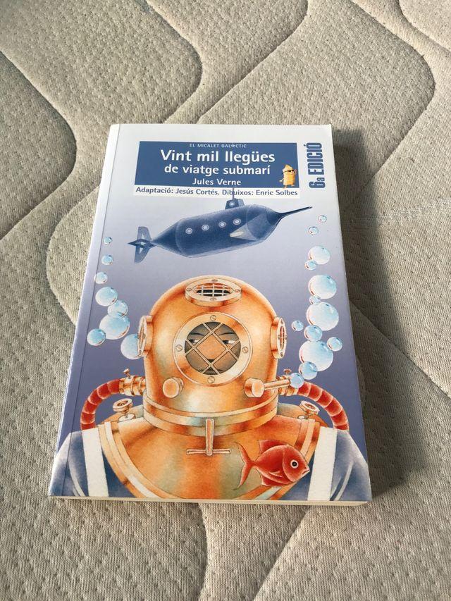 Vint mil llegües de viatge submari