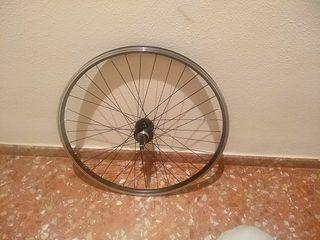 rueda aluminio Bici - marca Quando