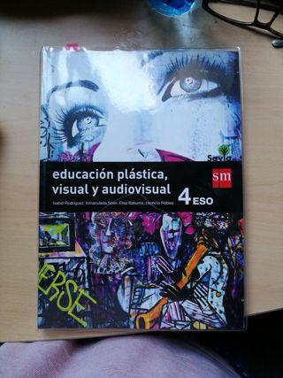 Libro 4 ESO Educacion Plástica y Audiovisual