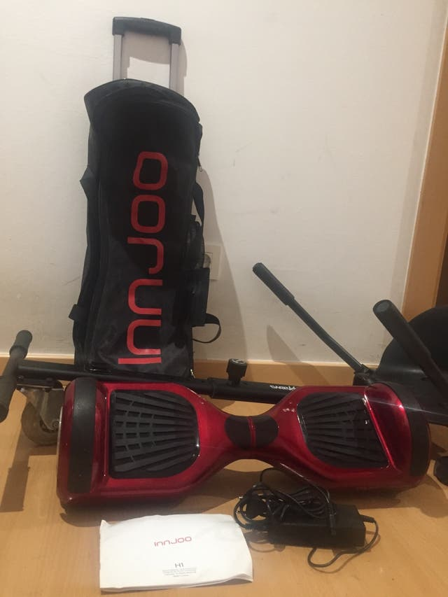 Hoverboard H1 (patinete)