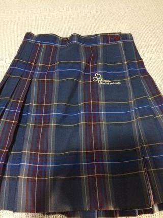 Uniforme Loreto falda