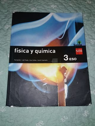 Libro de física y química 3 ESO