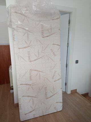 colchón 190 x 80 x 12