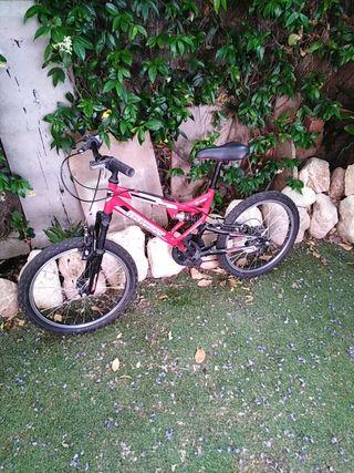"""bicicleta de montaña 20"""""""