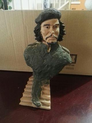 escultura de Che Guevara