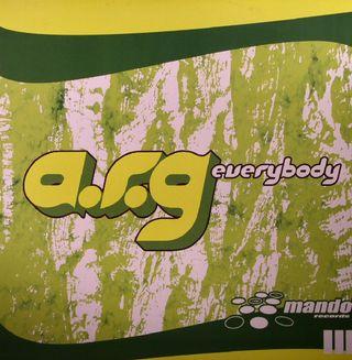 (3899) A.R.G Everybody