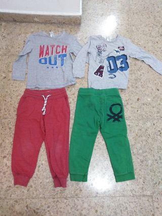 ropa niño