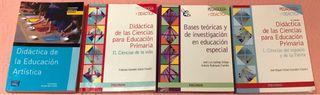 Libros Educación Primaria UGR