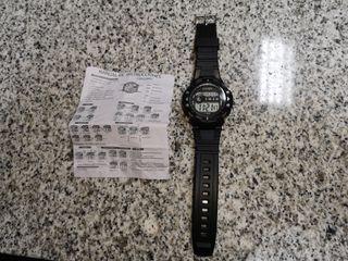 Reloj de pulsera digital Silver IT-840