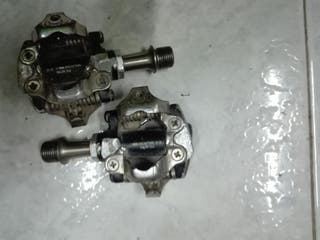 pedales Shimano xt