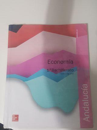 libro economía 1bach