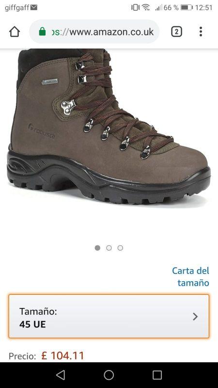 robusta boots