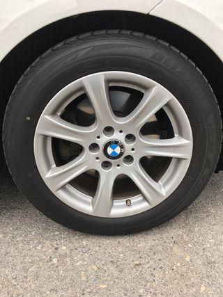 """Llantas BMW 17"""" estilo 394 y neumáticos invierno"""