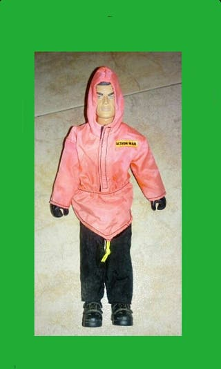 ACTION MAN MONTAÑISTA 1996