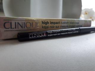 Clinique High Impact Custom Black Kajal. Eyeliner
