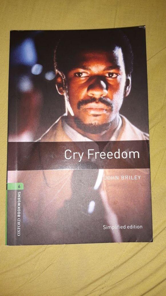 Libro Cry Freedom