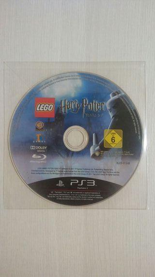 Juegos de PS3 de lego
