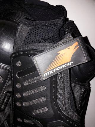 Peto Integral moto bmx trial Mx Force