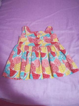 vestido miranda 24 meses
