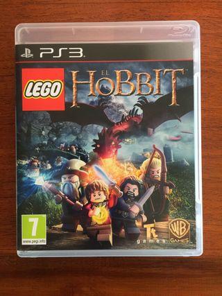 Lego El Hobbit ps3 juego