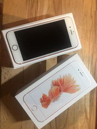 iPhone 6s Oro Rosa 64 Gb